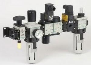Válvulas y componentes neumáticos