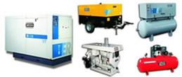 Compresores y tratamiento del Aire