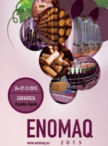 Enomaq - Oleomaq 2015, Feria de Zaragoza