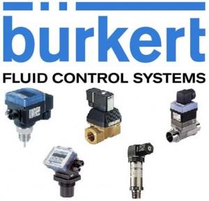 Bürkert control de fluidos