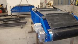 fabricación de Overband