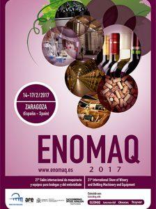ENOMAQ, Salón Internacional de Maquinaria y Equipos para Bodegas y del Embotellado