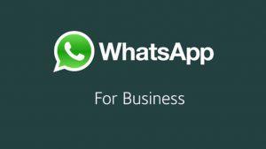 Nuevo número de WhasttApp Business